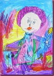 Перевощикова Маша 5 лет, детский сад № 68, Ижевск