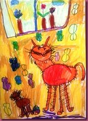 Насырова Амира 5 лет, детский сад № 68, Ижевск
