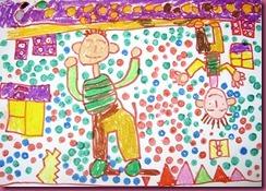 Маленьких Артемий 5 лет, детский сад № 68, Ижевск