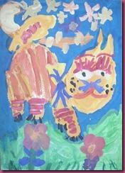 Майя Корепанова 6 лет, детский сад № 11, Ижевск