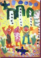 Клековкина Света 6 лет, детский сад № 11, Ижевск