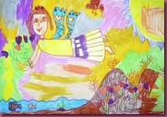 Ковалева Дана 6 лет, детский сад № 68, Ижевск