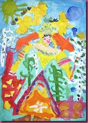 Амерзадян Милена 7 лет, детский сад № 11, Ижевск
