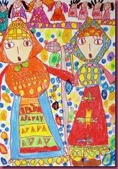 Сокованова Вика 7 лет, детский сад № 68, г. Ижевск