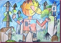 Григорьев Павел 7 лет, Детский сад № 68, Ижевск