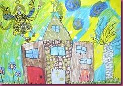Малых Милана 7 лет, детский сад № 68, Ижевск