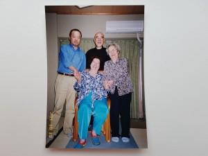 Тадао и Чийоко Ямагучи, Фрэн Браун и Хякутен Инамото